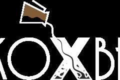 лого кохве on black