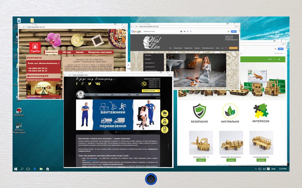 створення сайтів студією дизайну та реклами Арт_бро