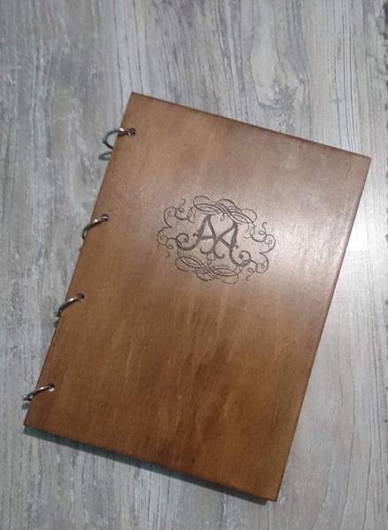блокноты с логотипом - Арт_Бро