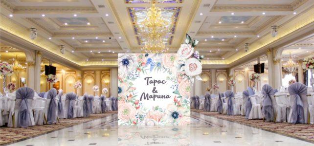 Банер на весілля – гарні фото, весела атмосфера гарантовані